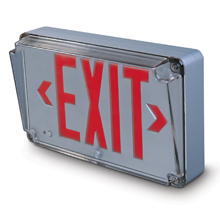 CCHUX LED Exit Sign